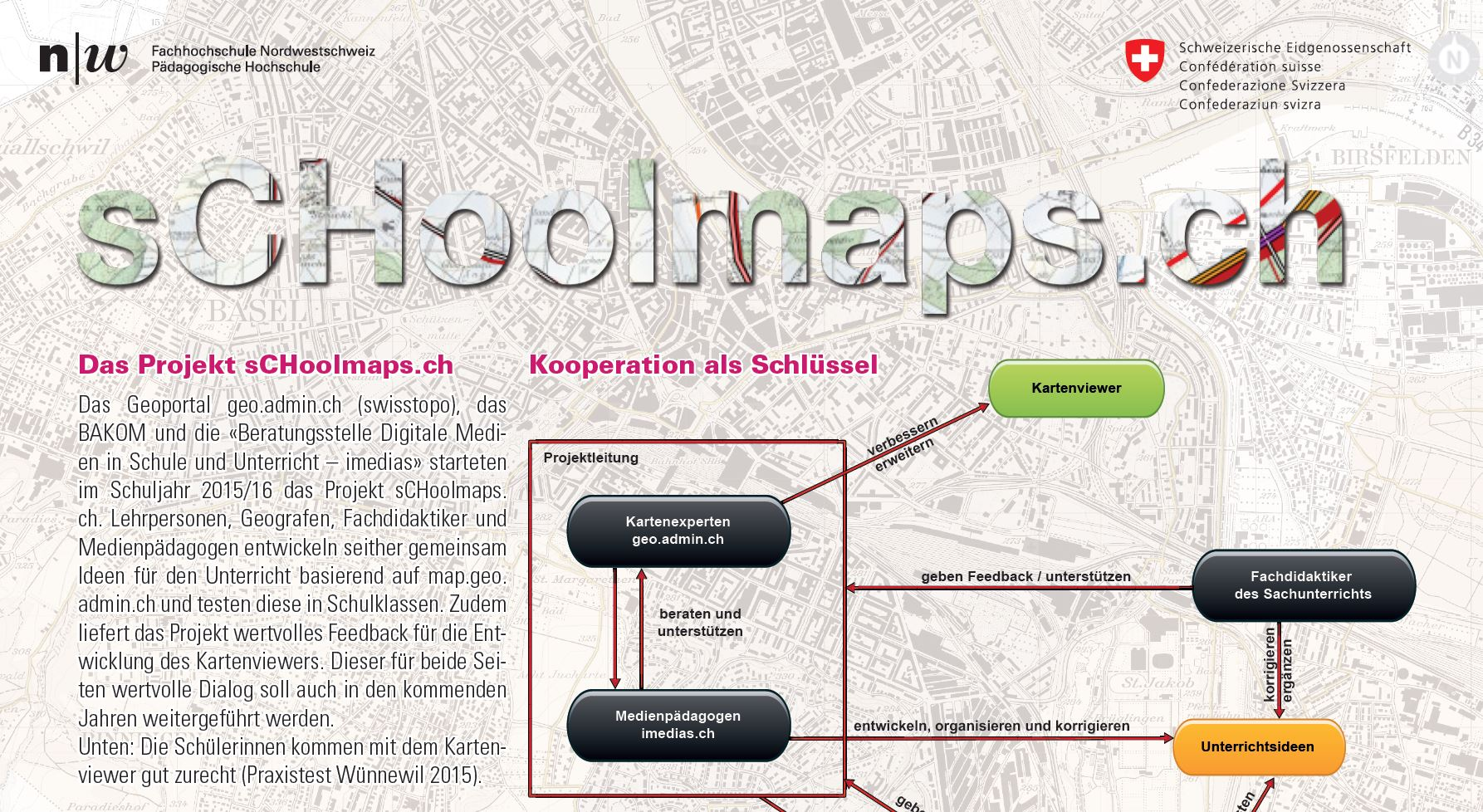 Projektposter-sCHoolmaps.ch