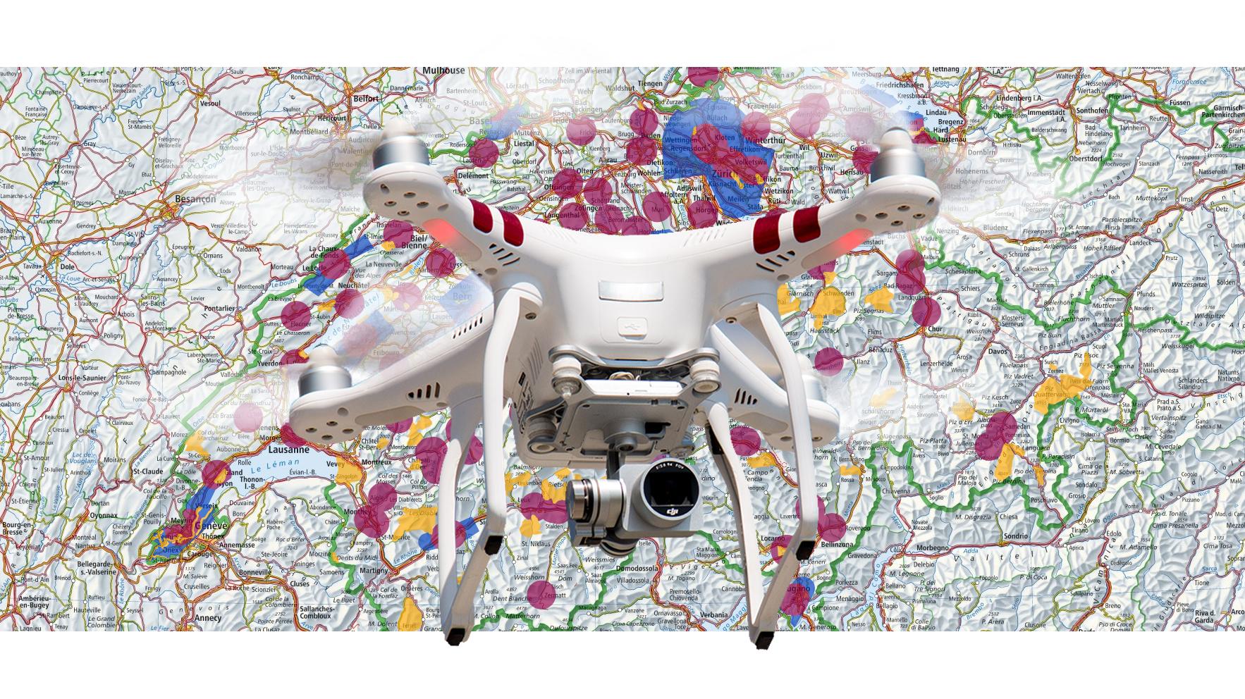 Kartenviewer_Drohne