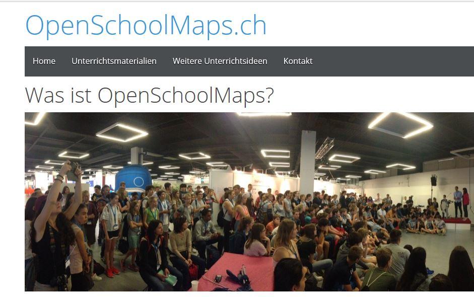 Openschoolmaps.ch