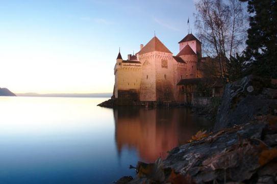 Wasserschloss und Schweiz
